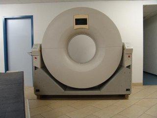 Computer-Tomograph AURA von Philips