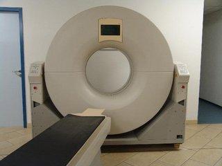 Computer-Tomograph (CT) AURA von Philips